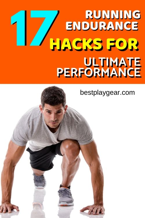 Not able to improve your running stamina? Here are a couple of hacks that can improve your running endurance real fast.