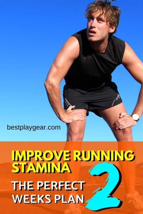 Do you want to improve your running stamina in a short time? Here is the exact plan to improve your running stamina in two weeks.