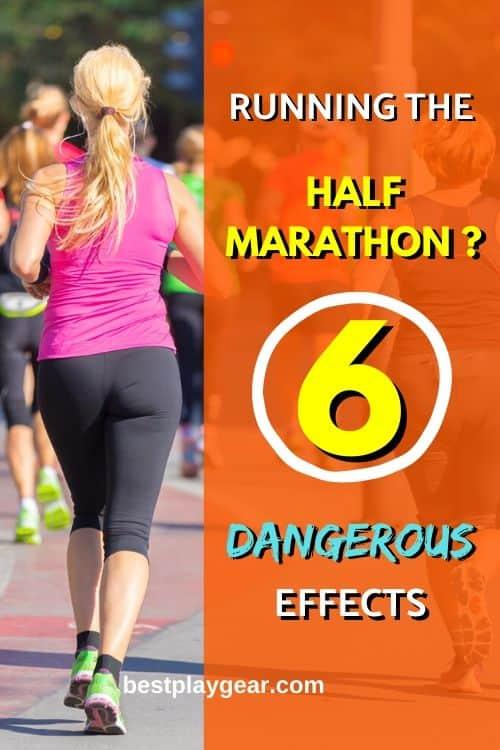 Running half marathon? Here are some side effects of half marathon and how to deal with them. Don't lose your motivation and train hard for your half marathon.