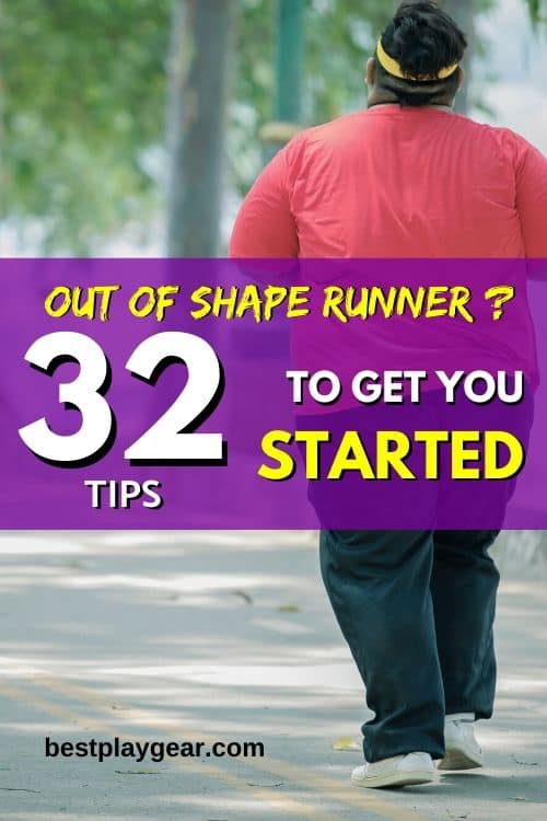 You want to start running? However, when you are out of shape, it is hard to start running. Here are some useful tips that will help to get back to running even if you have taken a long break and completely out of shape.