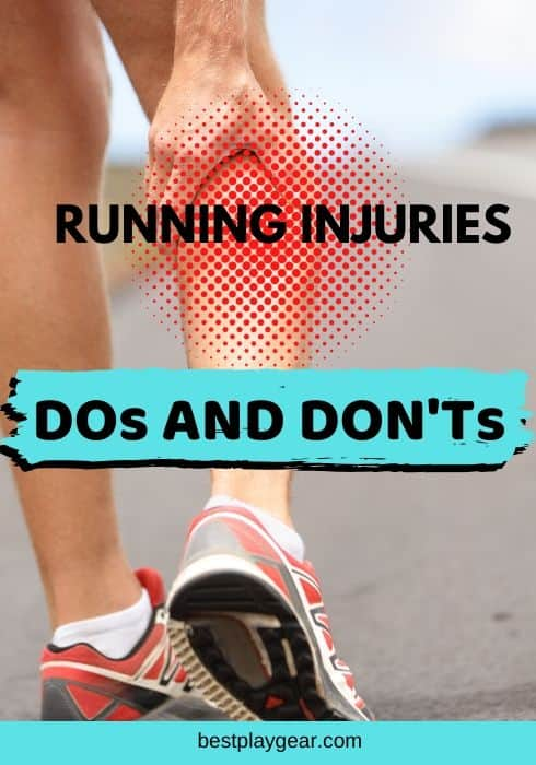 Do you sustain running injuries often? If so, here are some running dos and don'ts if you want to avoid running overuse injuries. These running tips will save you from a lot of agony and pain.