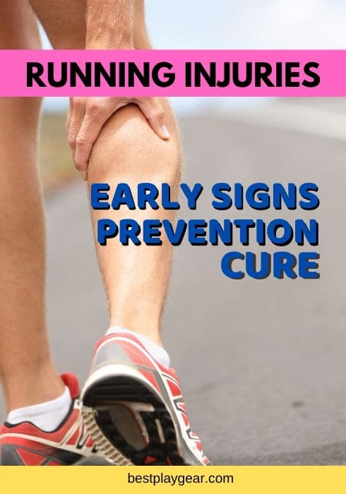 What are the early signs of running injuries? If you know them you will be better at preventing running injuries. Also, you may be able to cure your injuries and get back to running faster.