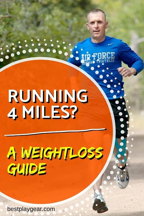 running 4 miles a day for weight loss? Here is a weight loss plan to run 4 miles a day? Also, you will find out if running 4 miles a day is healthy or not.