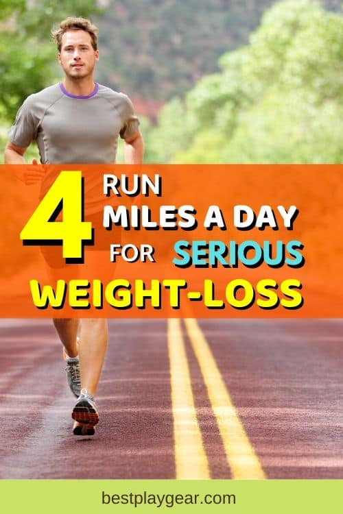 How to lose weight running 4 miles a day? Here is the exact 4 miles running plan for weight loss. However, is running 4 miles a day healthy?