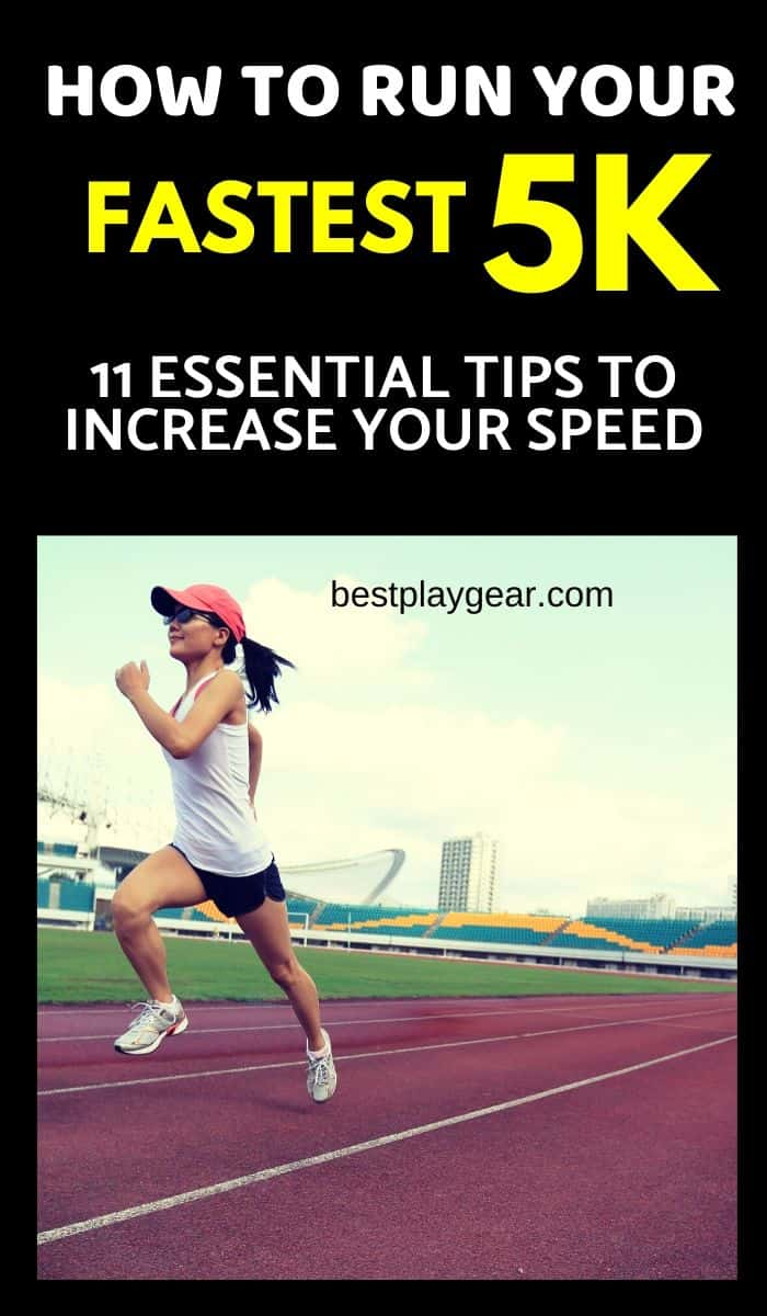 How to train for a fast 5K? If you want to run the fastest 5K of your life, these race training tips will help you to improve your running speed. Try these running workout and you have a possibility of running sub-18 min 5K.