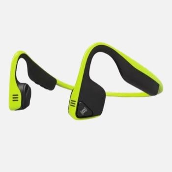 AfterShokz Titanium Open Ear Wireless Bone Conduction Headphones-min