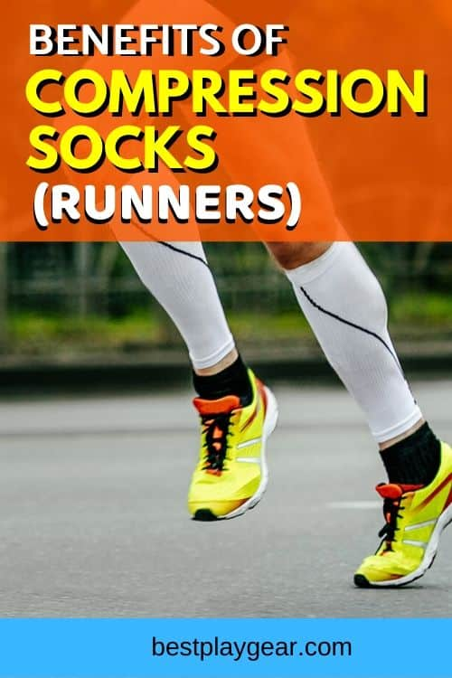 What are the compression socks benefits for runner? If you are not sure why you should wear a compression socks, here is the exact reason.