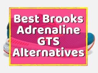 Best Brooks Adrenaline GTS Alternative