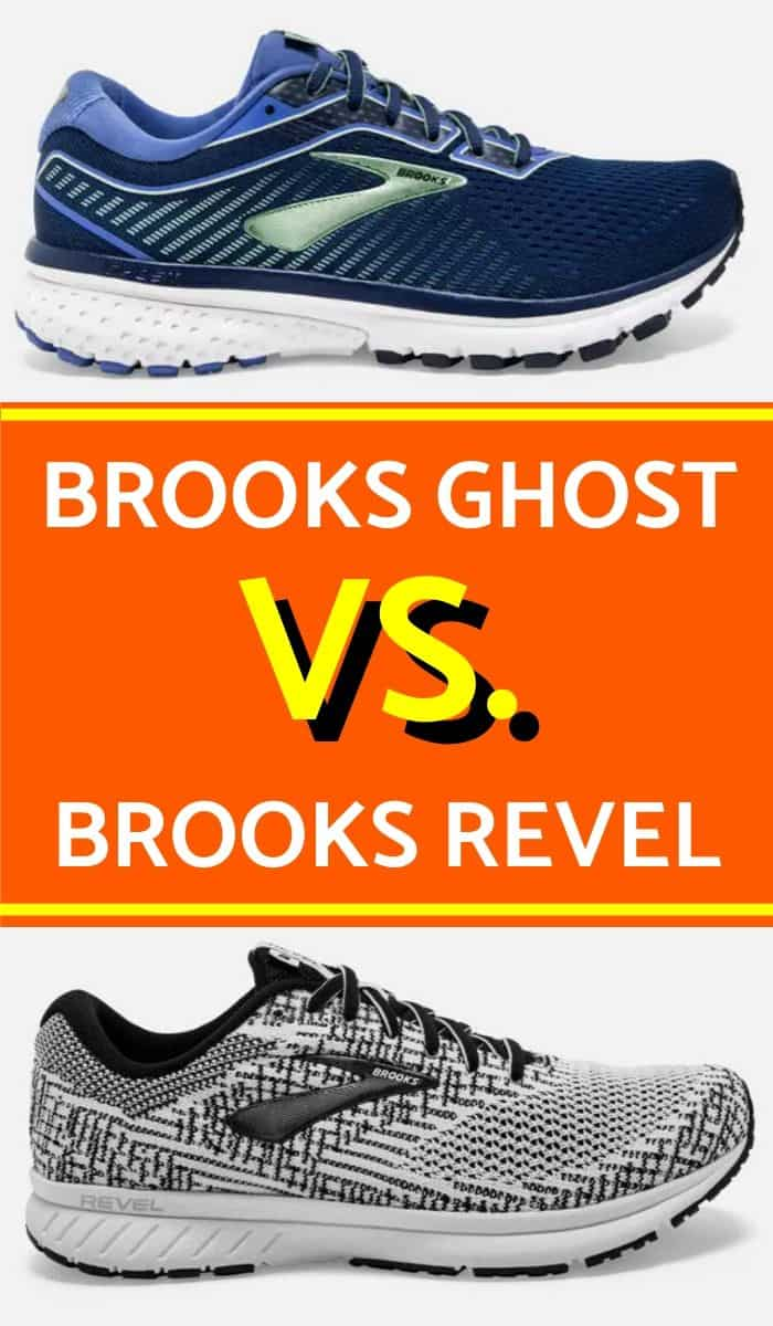 Brooks Ghost Vs Brooks Revel, the ultimate showdown. Brooks Ghost 12 is an excellent running shoe and so is Brooks Revel 3. Which one is best for you...Find out in this running shoe showdown. Brooks Ghost 12, Brooks Ghost 11, Brooks Revel 2, and Brooks Revel 3...all are covered.