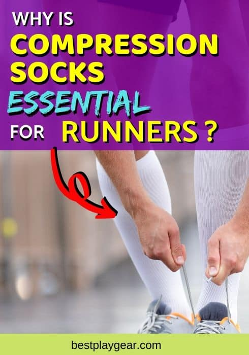 Is it essential to wear compression socks while running? What are the benefits of wearing compression socks? Can they improve a runner's performance? Find out now.