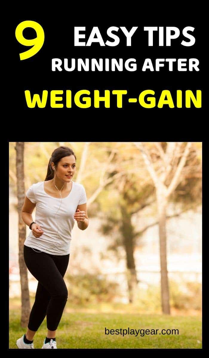 Want to get back to running after weight gain? This workout program will not only help you stay fit but will also help you to lose some weight. Also, follow these running tips to lose weight fast.