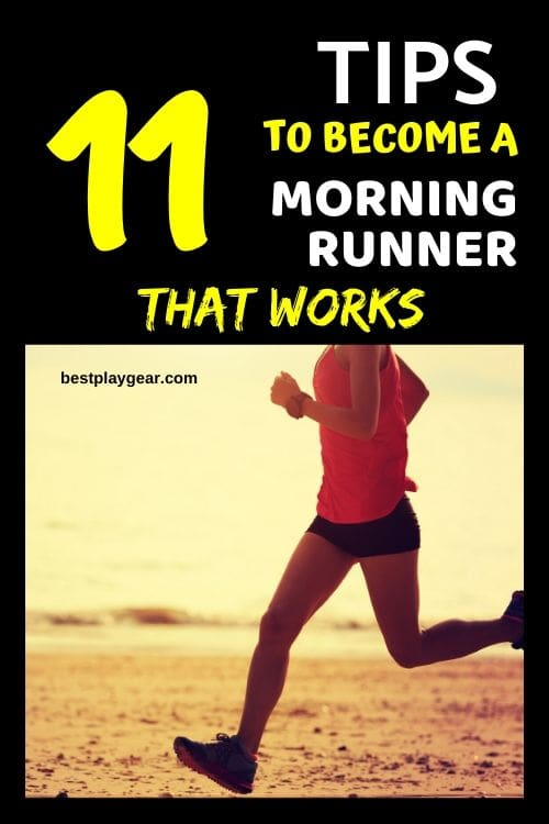 Becoming a morning runner may not be as difficult as you think. If you are struggling to become a morning runner, here are some running tips that will help you to run in the morning. Running in the morning has never been this easier.