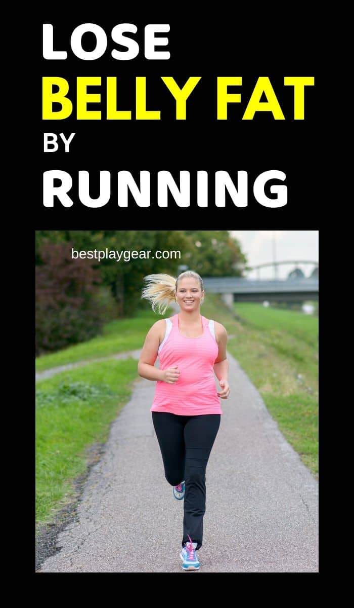 How to lose belly fat fast? Running is your best option. Here are two running plans to lose belly fat fast through running.