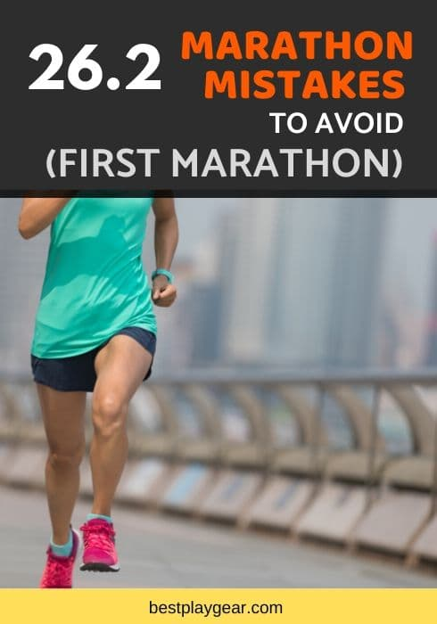 Running your first marathon? Here are some marathon mistakes that you must avoid in order to be successful. Make these marathon mistakes and you will be doomed for failure. If you are running your first marathon, these marathon tips are essential to follow.
