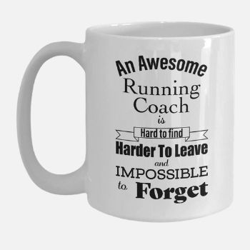 Running Coach Coffee Mug