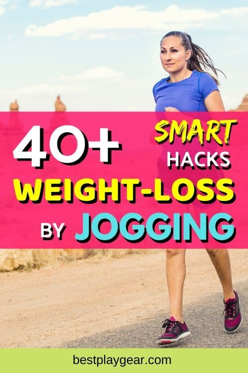 Want to lose weight through jogging? Here are the essential hacks for jogging to lose weight.