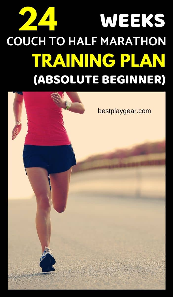 Get the zero to half marathon race training your body deserves. Here are 24 weeks half marathon training plan for beginner runners. Also, there are half marathon running tips that will help you to run way better.