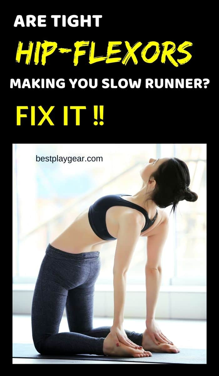 Are tight hip flexors making you a slow runner? These hip flexor exercises will help you strengthen your hips and will make you a faster runner. Follow these exercises for hip flexors and feel the difference yourself.