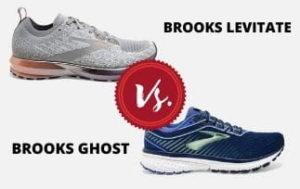 Brooks Ghost Vs Levitate Thumbnail-min