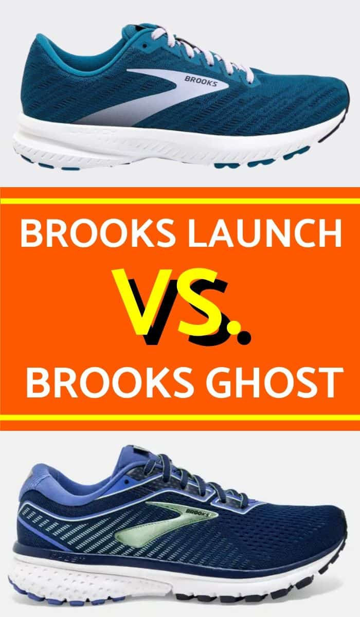 Brooks Launch Vs Ghost pinterest-min