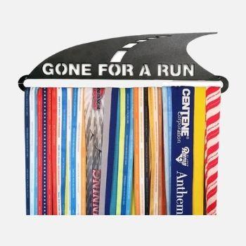 Gone For a Run Medal Hanger