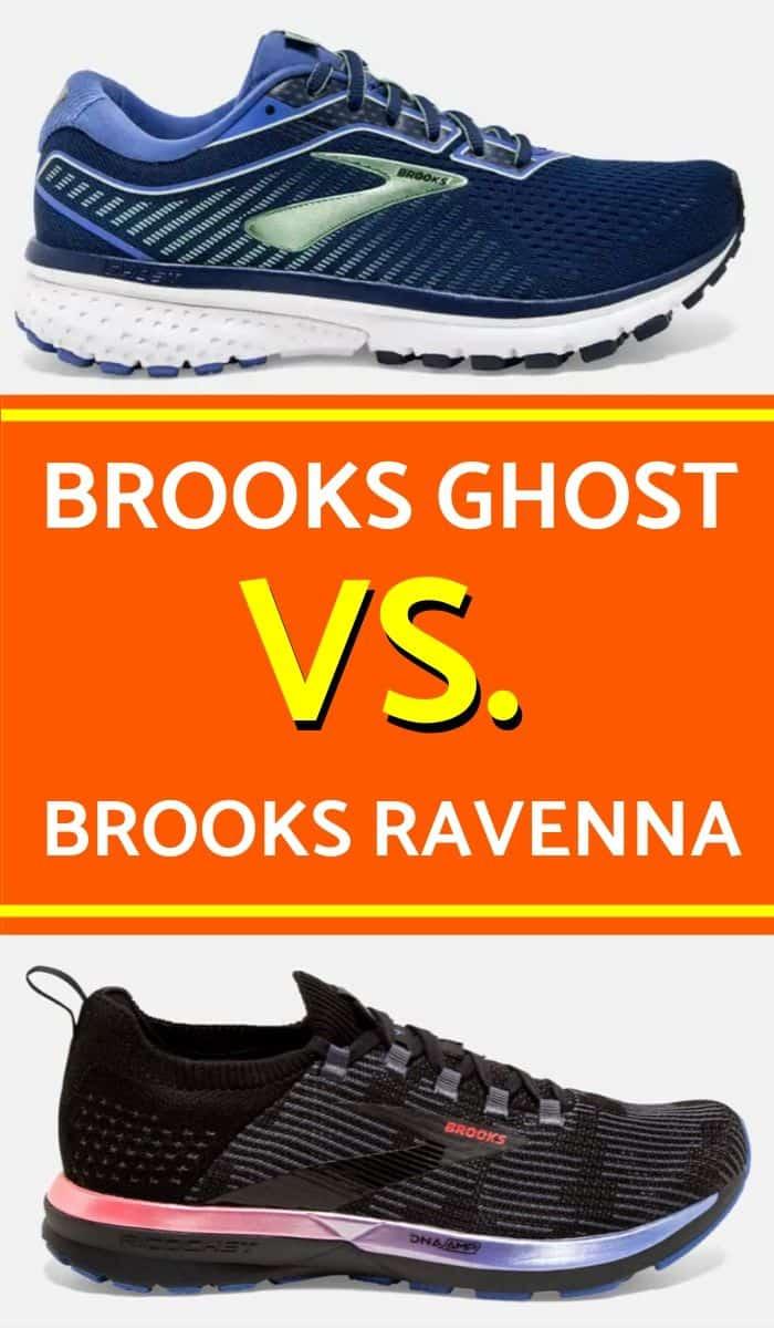 brooks ghost vs ricochet-min