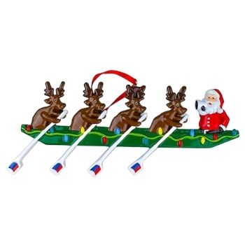 ChalkTalkSPORTS Rowing Reindeer