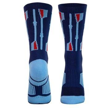 Woven Rowing Socks