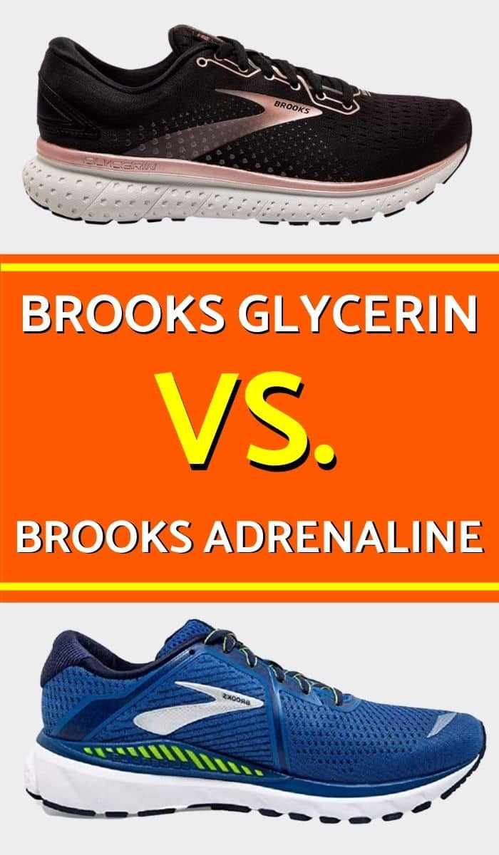 Brooks Adrenaline Vs Glycerin...which is the best running shoe? Which running shoe will suit you the most? Find out in this detailed comparison of Brooks Adrenaline GTS and Brooks Glycerin.