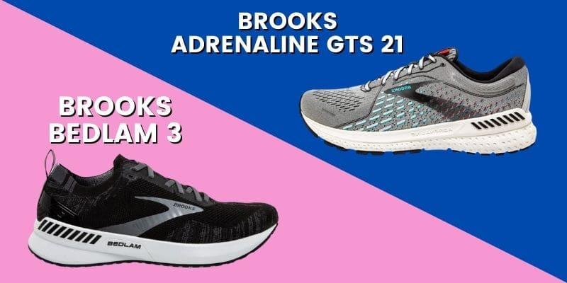 Brooks Bedlam Vs Brooks Adrenaline header image-min