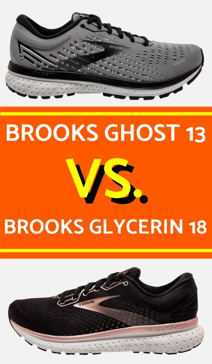 Brooks Ghost Vs Glycerin. Which is the best running shoe? Of all the top running shoes that we have compared we found comparing Brooks Ghost 13 and Brooks Glycerin 18 most challenging.
