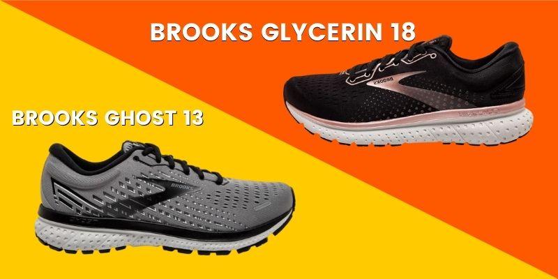 Brooks Ghost Vs Glycerin-min