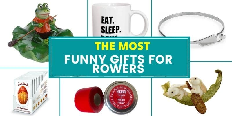 The most funny gifts for rowers