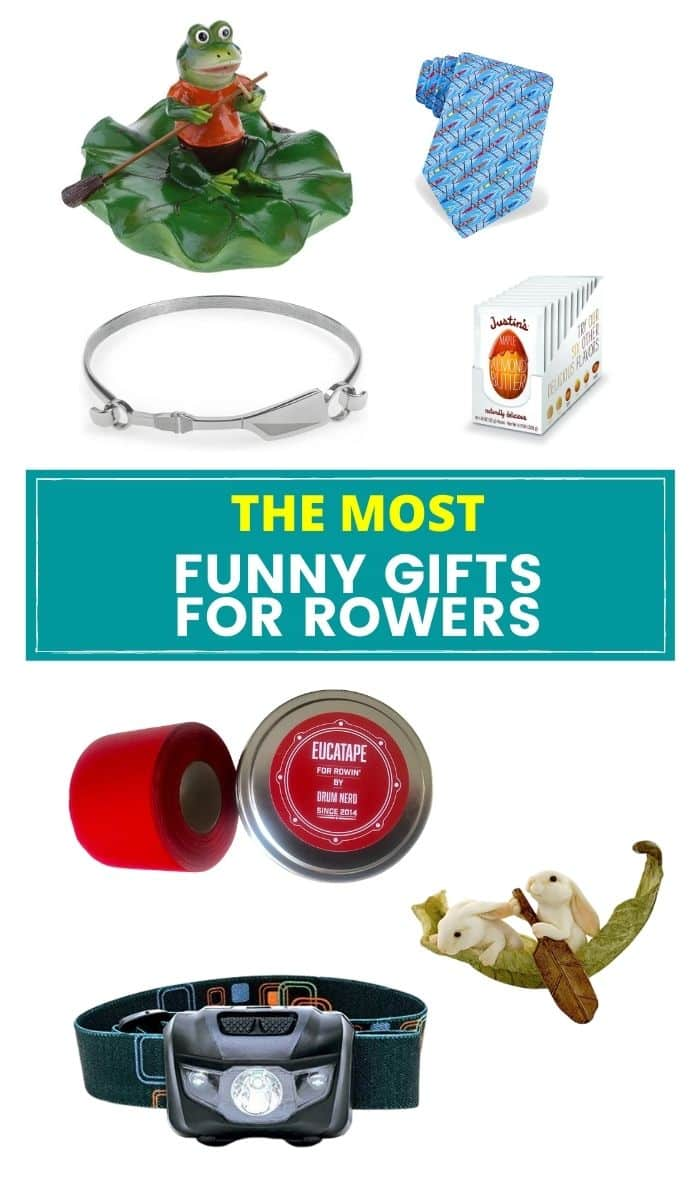 The best gifts for rowers. If you want to gift something to your favorite rower, then you have these rowing gifts that you can easily pickup.