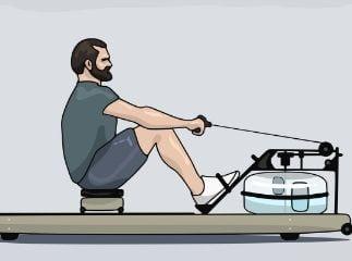 The Top 12 Best Water Rowing Machine Under $500 – [2021]
