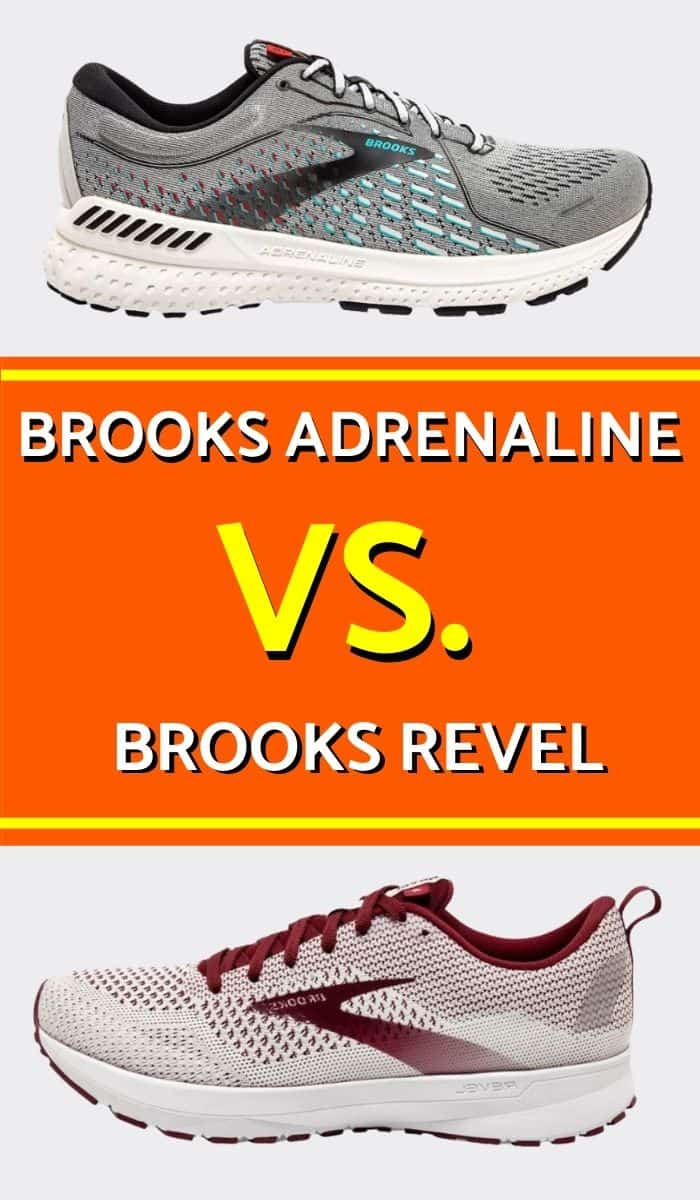 Brooks Adrenaline Vs Revel. Which is the best running shoe for your feet? If you are confused about your choices, read this in depth comparison of these two best running shoes.