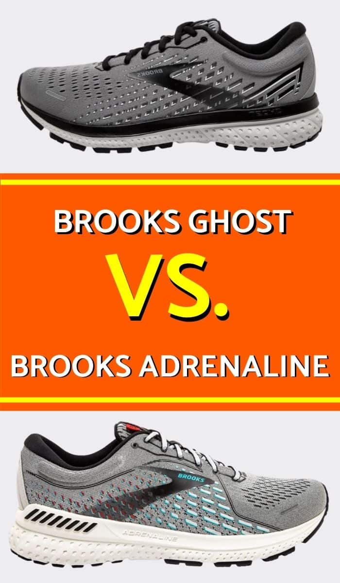 Brooks Ghost Vs Brooks Adrenaline GTS, the ultimate showdown. Brooks Ghost 13 is an excellent running shoe and so is Brooks Adrenaline GTS. Which one is best for you...Find out in this running shoe showdown. Brooks Ghost 13, Brooks Ghost 12, Brooks Adrenaline GTS 20 and Brooks Adrenaline GTS 21...all are covered.
