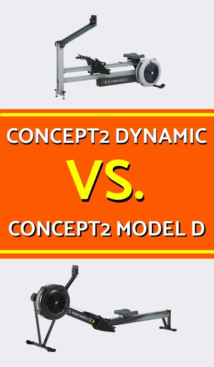 concept 2 model d vs dynamic. Which is the best rowing machine? if you want to find out, here is the detailed comparison of Concept2 Model D vs Dynamic.