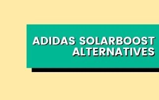Adidas Solarboost Alternatives