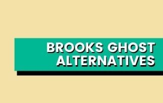 Brooks Ghost Alternatives-min