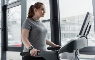 How to lose weight fast on a treadmill-min