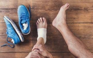 Injured runner gifts
