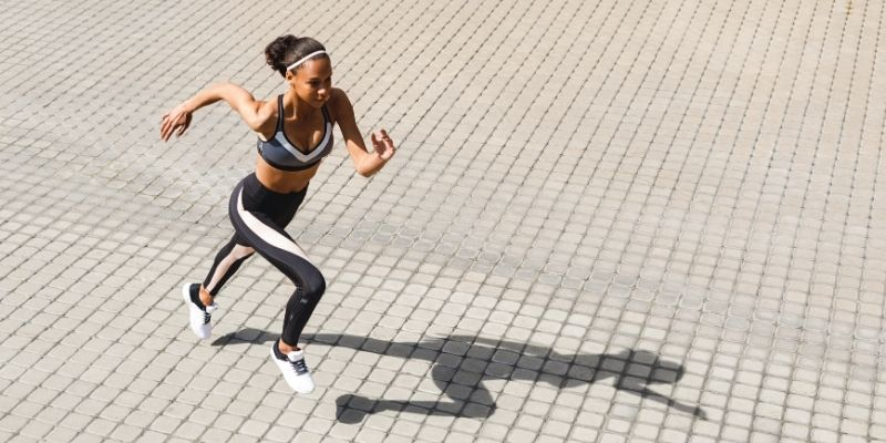 Running benefits for Cholesterol