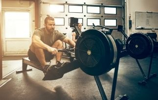 best 400 lbs rowing machines