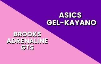 Brooks Adrenaline GTS Vs Asics Gel-Kayano-min