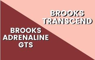 Brooks Adrenaline Vs Transcend Thumbnails-min