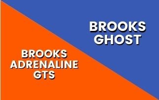 Brooks Ghost 14 vs Adrenaline GTS 21 – Which One Is The Best Option For You? [2021]