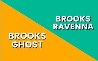 Brooks Ghost Vs Brooks Ravenna-min