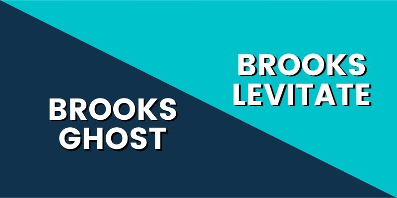 Brooks Levitate Vs Ghost-min