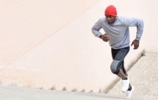 Is running necessary for fitness HI-min